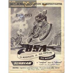 Bsa 1953 Manual De Intretinere