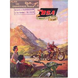 Bsa 1956 Manual De Intretinere