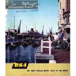 Bsa 1957 Manual De Intretinere
