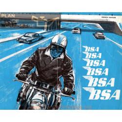 Bsa 1966 Manual De Intretinere