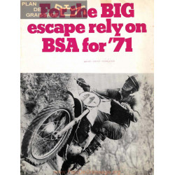 Bsa 1971 Manual De Intretinere