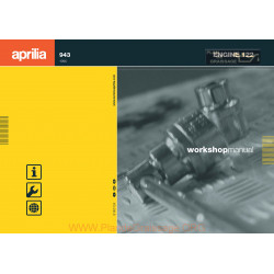 Aprilia 125 rotax 122 Manual Reparatie