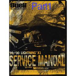 Buell X1 Lightning Manual De Reparatie Part1