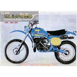 Bultaco Frontera Mk11 250 Mod 214 Mk11 370 Mod 215 Manual Usuario