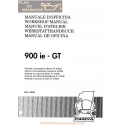 Cagiva 900 Ie Gt Cagiva 1991 Manual De Reparatie