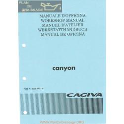 Cagiva Canyon 97 Service Manual