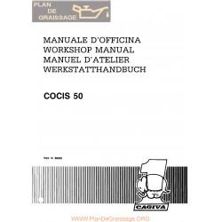 Cagiva Cocis 50 1989 Manual De Reparatie