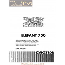 Cagiva Elefant 750 1994