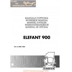 Cagiva Elefant 900 1993