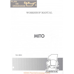 Cagiva Mito Manualintroduction