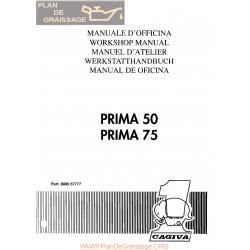 Cagiva Prima 50 75 1992 Manual De Reparatie