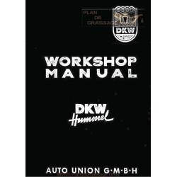 Dkw Auto Union Hummel Ma