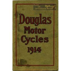 Douglas 1914 Catalogue Francais