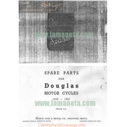 Douglas Spare Parts 1946 1951