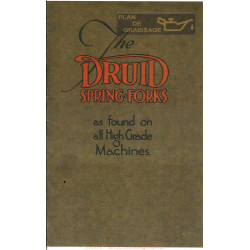 Druid Mark Ii Spring Forks 1925