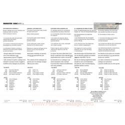 Ducati 1000dark Eu 03 Ed Parts List