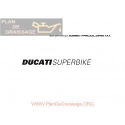 Ducati 1098 S Tricolore 2007 Parts List