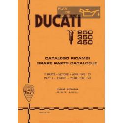 Ducati 250 350 450 1968 1973 Spare