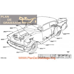 Chevrolet 1957 Assembly Manual