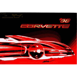 Chevrolet 1998 Corvette User Manual