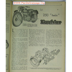 Excelsior 250 Cc Twin