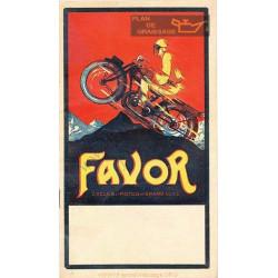 Favor Cat 1930