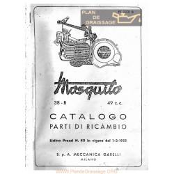 Garelli 38 B 49cc Mosquito Ma