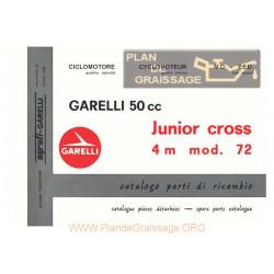 Garelli 50cc Junior Cross 4m 1972