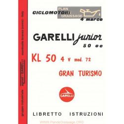 Garelli 50cc Kl 50 Junior Mosquito 1972