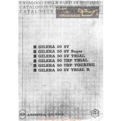 Gilera 50 4v 5v 7hp Super Trial Touring