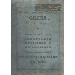 Gilera 500 Lte Militare Ma