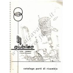 Gilera 98 Giubileo Extra E Normale Parti Di Ricambio
