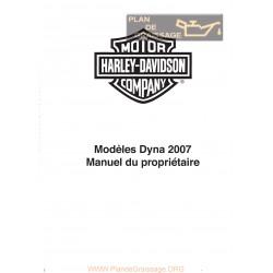 Harley Davidson Dyna Ma 2007