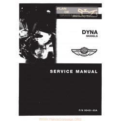Harley Davidson Dyna Manual De Service 2003