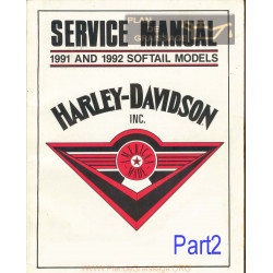 Harley Davidson Manual Repair Models 1991 A 1992 Part2