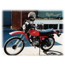 Honda 125 Xls Mu