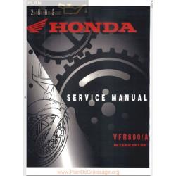 Honda Vfr 800 A V Tec 2002