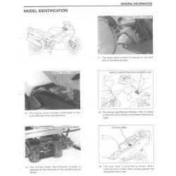 Honda Vfr 800 Fi Interceptor Service Manual 1998 2001