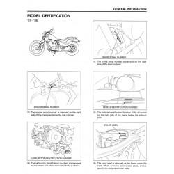 Honda Vt 600 Cd Service Manual 1997 2001