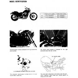 Honda Vt 600c 88 Service Manual