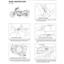 Honda Vt 600c Vt600cd 97 01 Service Manual