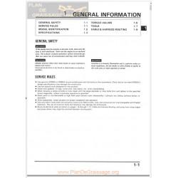 Honda Xr 600 R K Manual De Reparatie