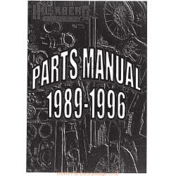 Husaberg 1989 1996 Parts List