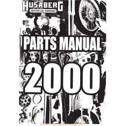 Husaberg 2000 Parts List