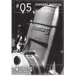 Husaberg 2003 Manual De Intretinere