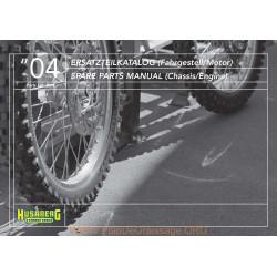 Husaberg 2004 Parts List