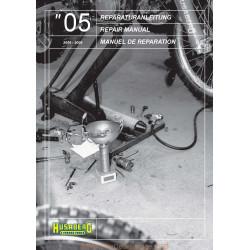 Husaberg 2005 Manual De Reparatie