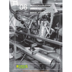 Husaberg 2006 Manual De Intretinere