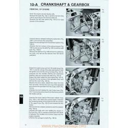 Husaberg 400 501 And 600 1999 Service Manual