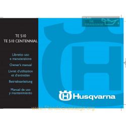 Husqvarna 2004 Te510 Centennial Mu